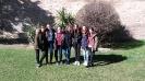 Visita a la Aljafería
